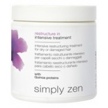 SIMPLY ZEN restructure in intensive treatment - maska do włosów zniszczonych 500 ml